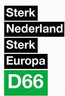 Stem D66 bij de Europese Verkiezingen!
